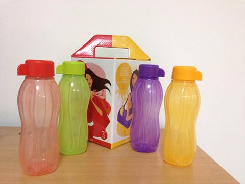 Tupperware eco bottle 310ml1