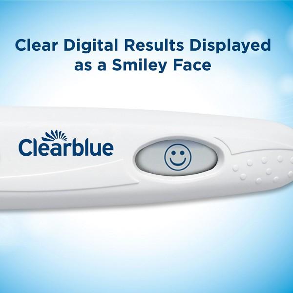Clearblue Digital Ovulation Test, 10 Ovulation Tests4