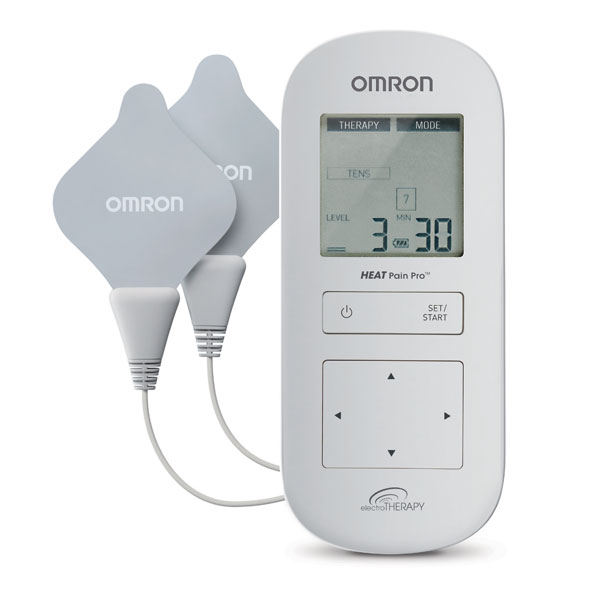 Omron Electro Therapy Pain Relief Heat Pain Pro TENS Unit1