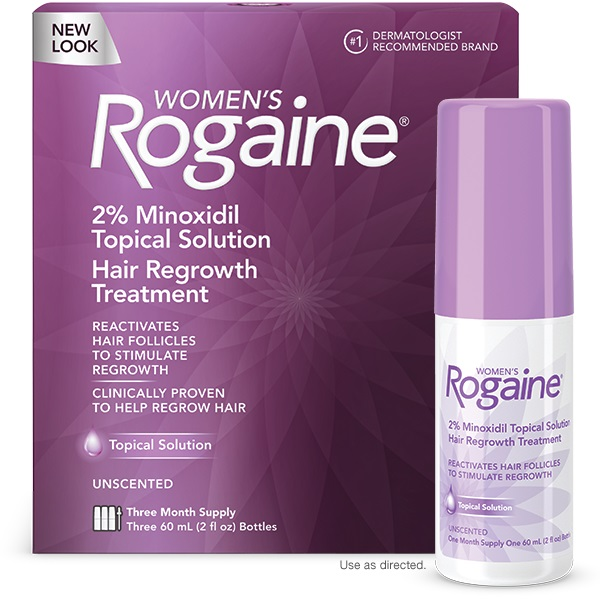 WOMENs ROGAINE® TOPICAL SOLUTION 3-MONTH SUPPLY5