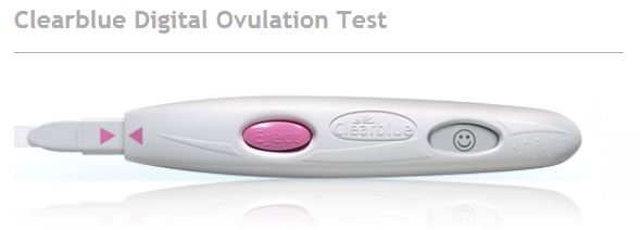Clearblue Ovulation Test Digital 20 Tests2